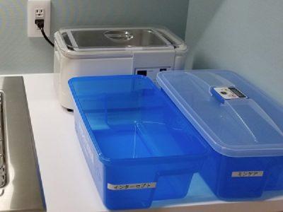 超音波器具洗浄機